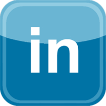 Integrate your LinkedIn page to connect with your customers through their favorite social media sites.
